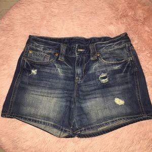 GAP | jean shorts